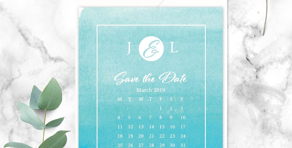 No.16 | Amalfi Save the Date