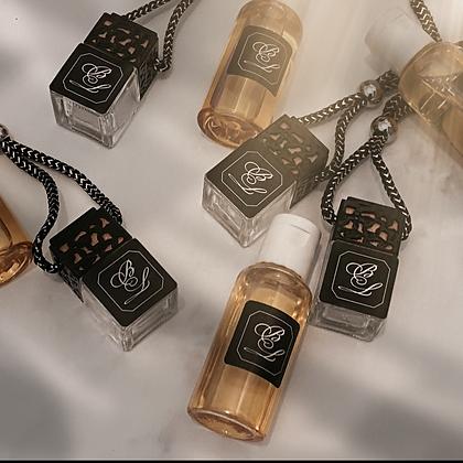 Car Fragrance Diffuser Refill