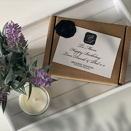 Candle + Diffuser Treat Box