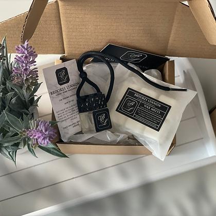 Melts + Car Fragrance Treat Box