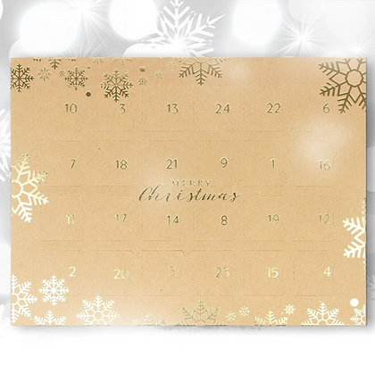 Wax Melt Advent Calendar 2020