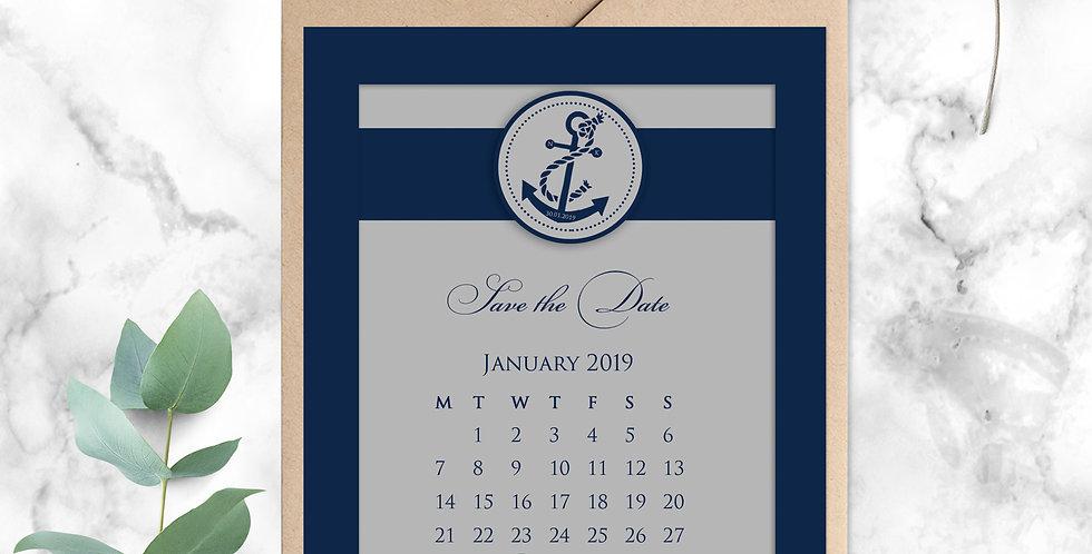 No 7. | Nautica Save the Date