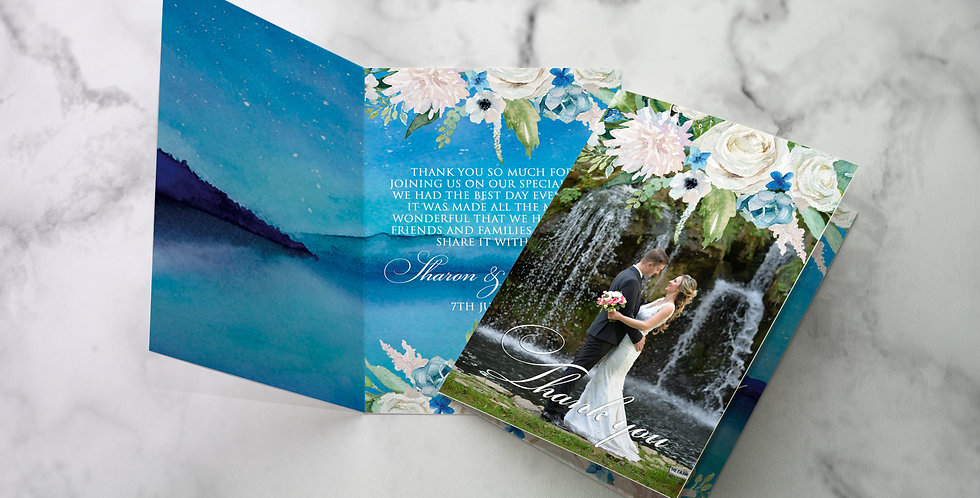 No.18 | Midsummer Dreams Thank Cards