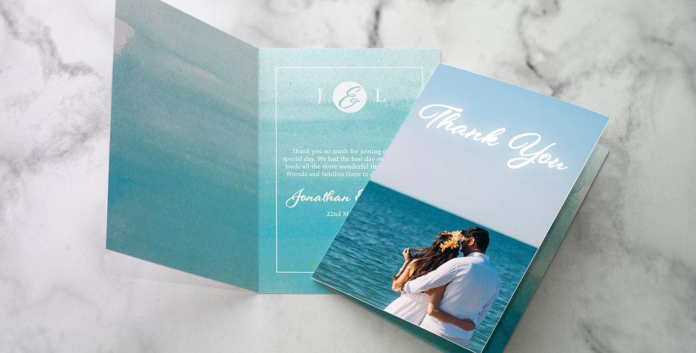 No.16 | Amalfi Thank Cards