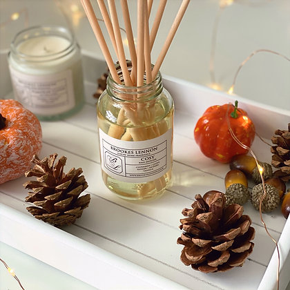 Autumn / Winter Luxury Reed Diffuser