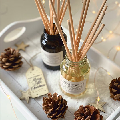 Christmas Collection Luxury Reed Diffuser