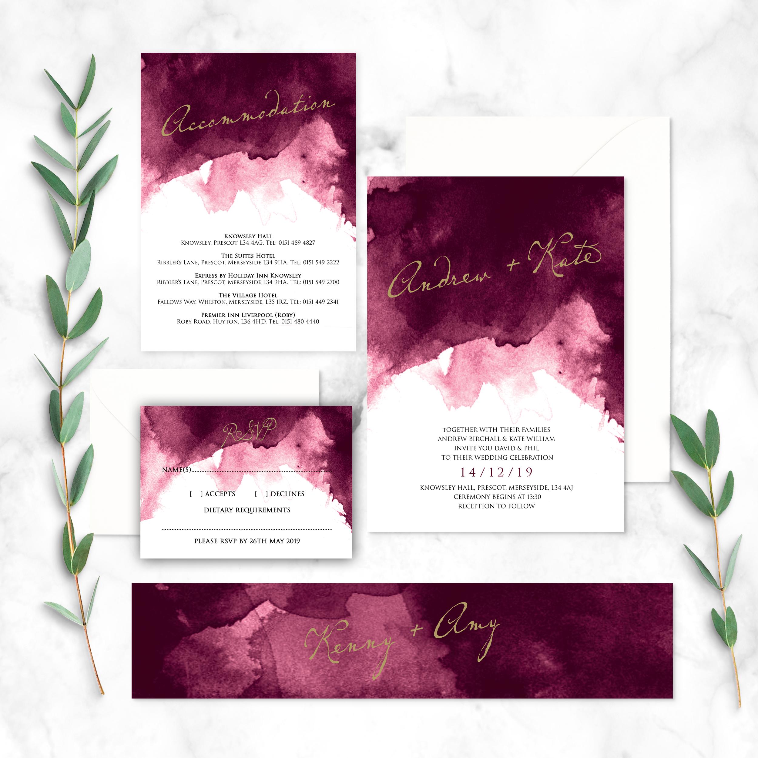 Home wedding invitations stationery liverpool by invitationly stopboris Choice Image