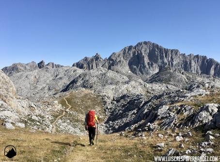 Anillo 3 Macizos Picos de Europa - Etapa 2: Vegabaño - Vega de Ario