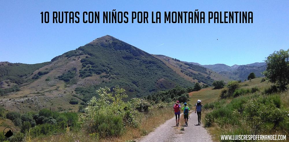 rutas con niños montaña palentina