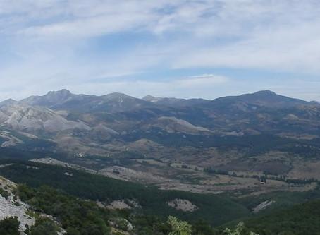 Pico de la Celada desde Ruesga (Palencia)