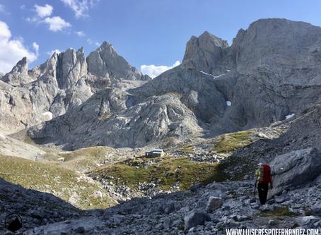 Anillo 3 Macizos Picos de Europa - Etapa 3: Vega de Ario - Jou de los Cabrones