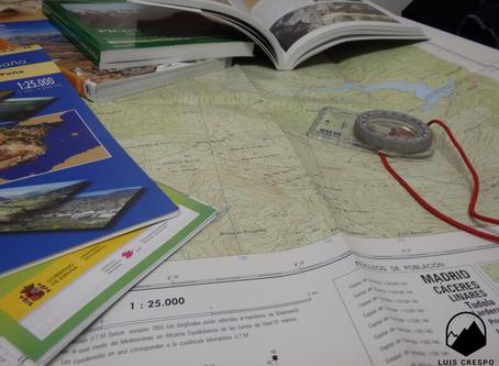 Preparación de una ruta o entrenamiento en montaña