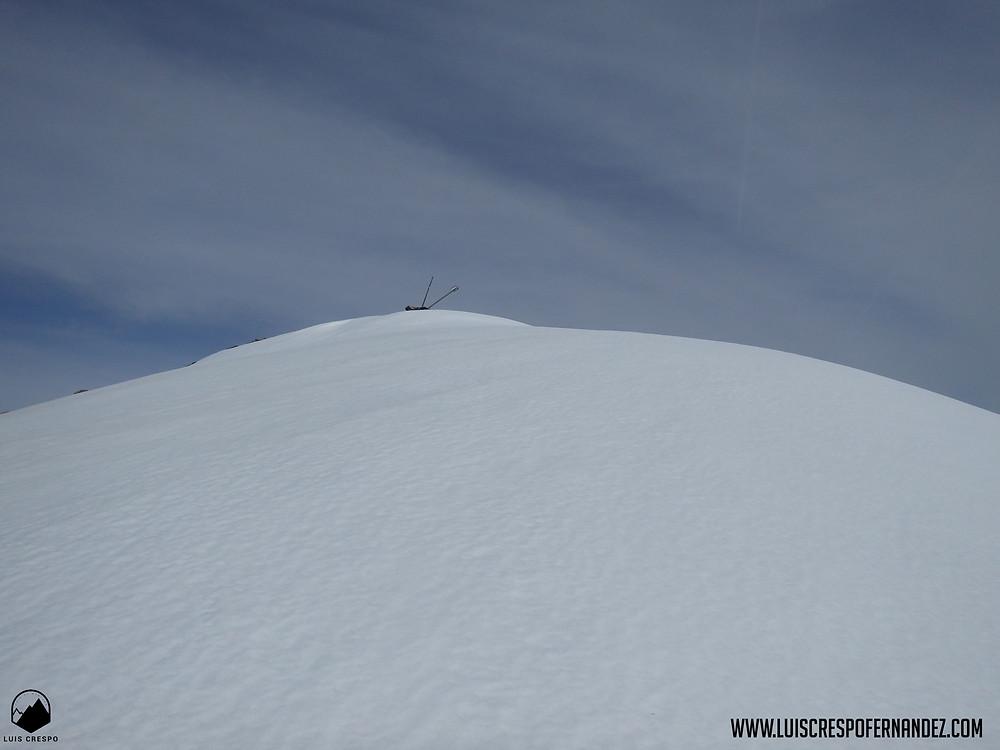 Cima del Pico Las Guadañas.