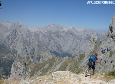 Anillo 3 Macizos Picos de Europa - Etapa 1: El Cable - Vegabaño
