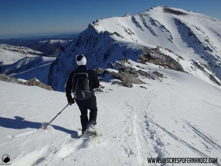 Recomendaciones para el invierno, la nieve y el mal tiempo en actividades de montaña.