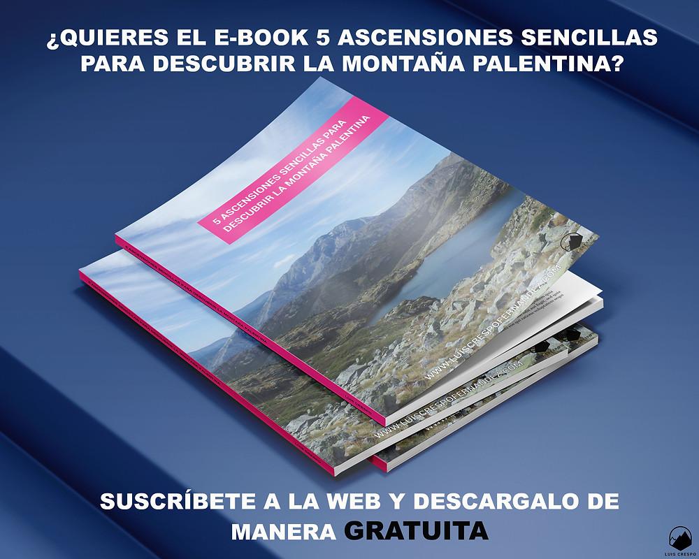 descarga el e-book de la montaña palentina de manera gratuita al suscribirte