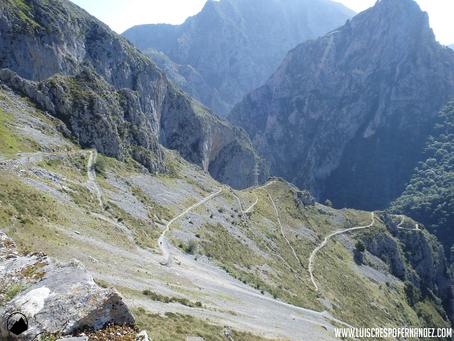 Ruta Urdón - Tresviso por la Senda de la Peña