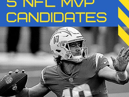 NFL MVP Candidates