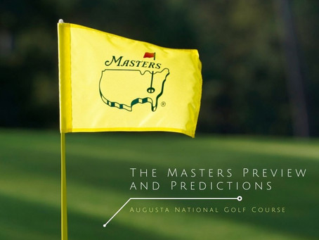 The Masters Predictions