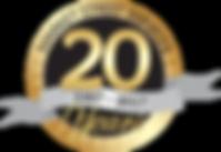 Market Street 20th anniversary logo