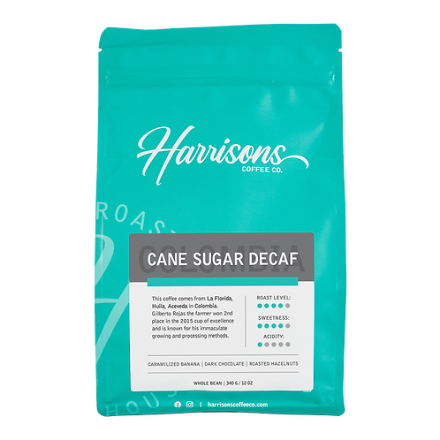 La Florida Sugar Cane Decaf