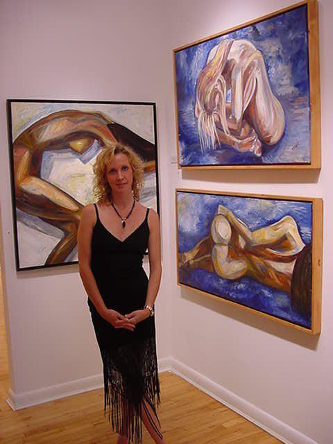 Agora Gallery, SOHO New York 2002
