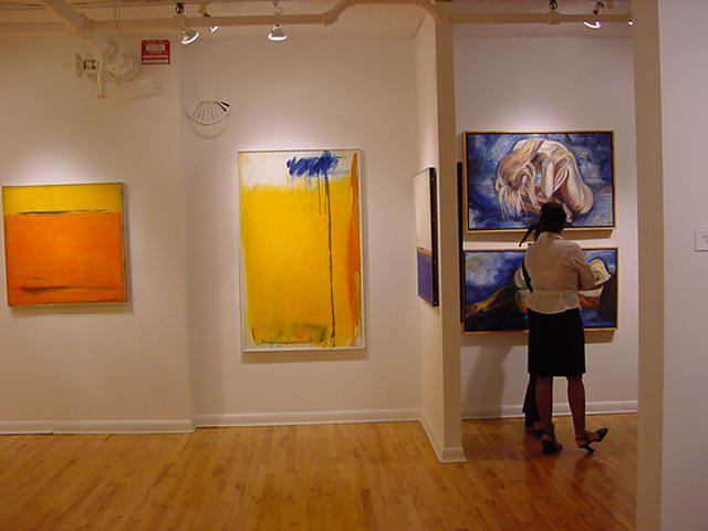 Agora Gallery, New York 2002
