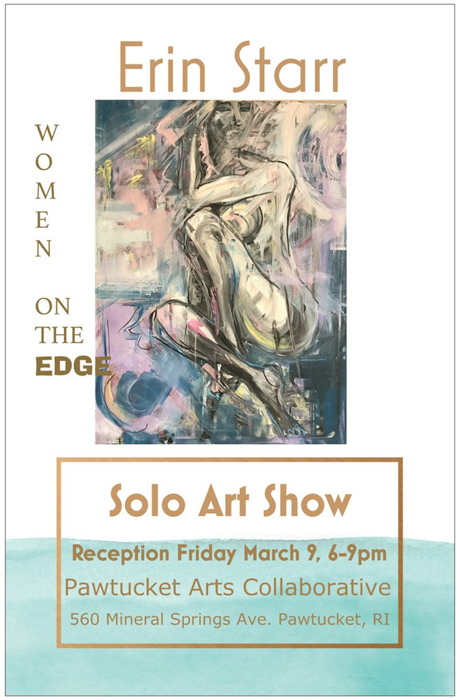 Solo art show and more for 2018