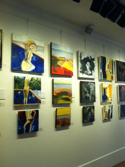 Square Show, Gallery Z