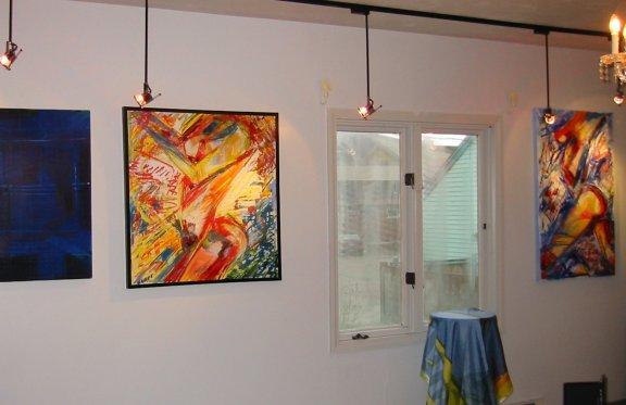 Nouveou Gallery, Pymouth MA