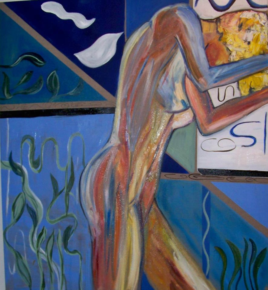 Figure by the Window
