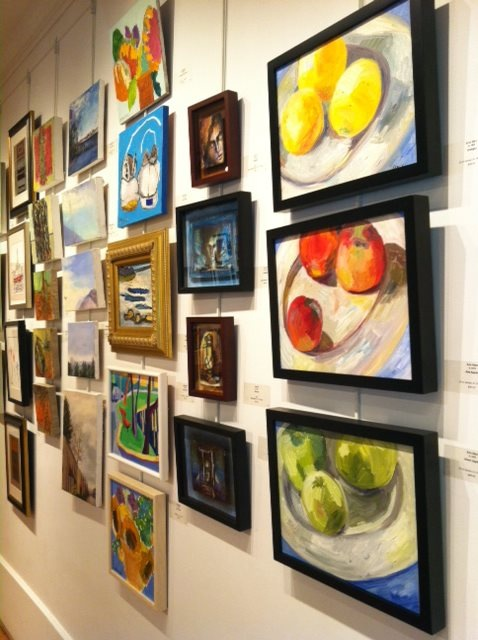 Small Works Show Gallery Z