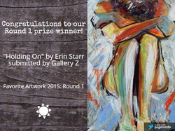 Gallery Night Vote For Art