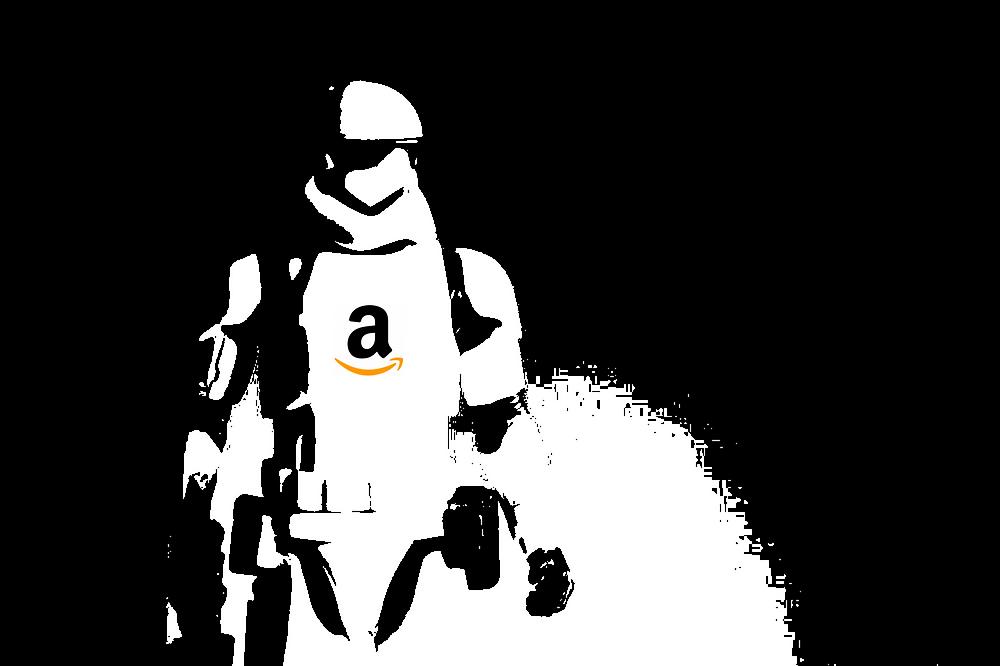 Amazon storm-trooper
