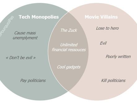 Tech Monopolies are Killing the World