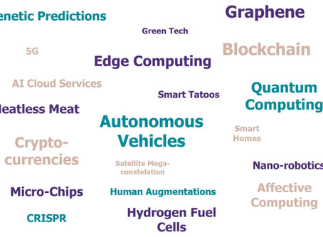 """The """"Next Big Thing"""" in Technology: 20 Inventions That Will Change theWorld"""