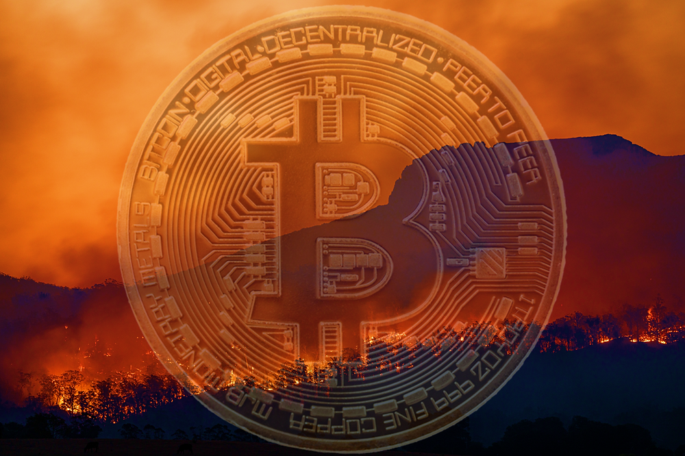 Bitcoin is an ecological disaster