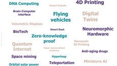 """Tech's """"Next Big Thing"""" : 20 Technologies that will change your life by2050"""