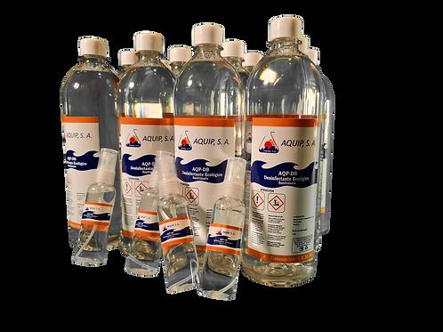 Sanitizante y Biosida AQUIPSA 12L + 4 Atomizadores