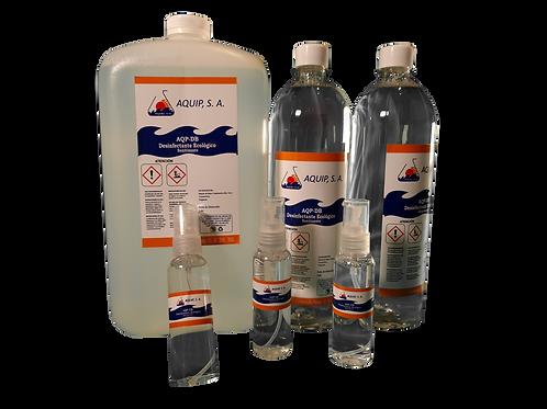 Sanitizante y Biosida AQUIPSA 6L + 3 Atomizadores