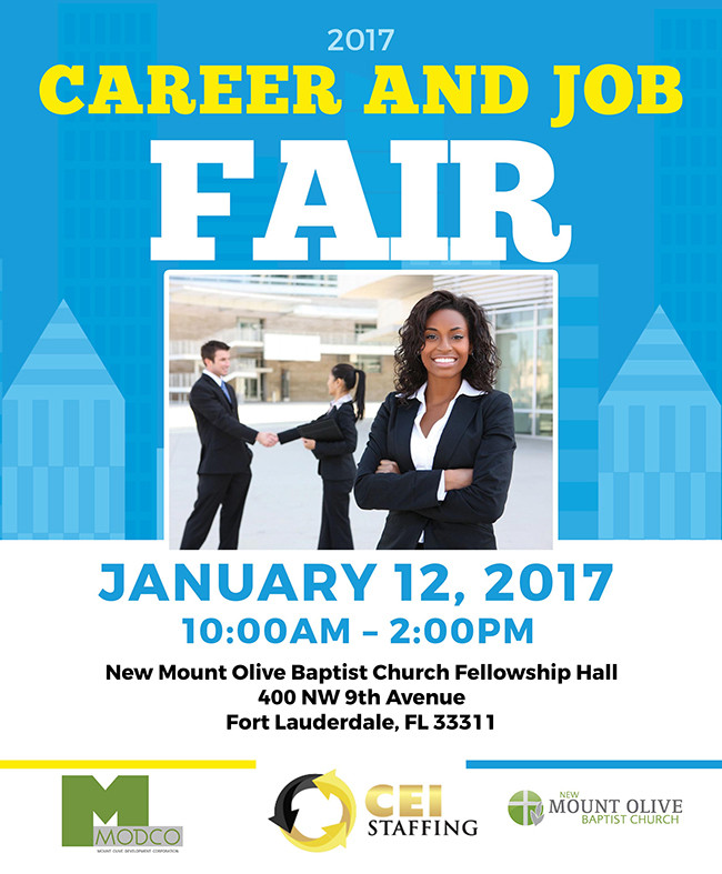 2017 Career & Job Fair