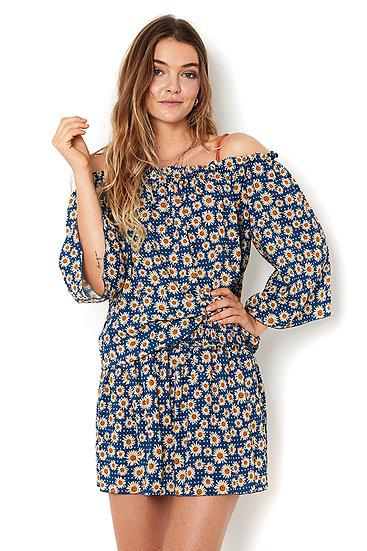 Schulterfreies Kleidchen