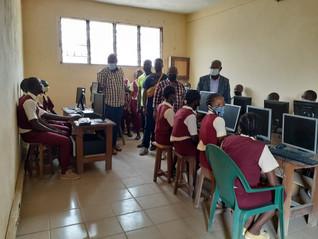 Au Cameroun : Micro Recyc à la rencontre de ses partenaires