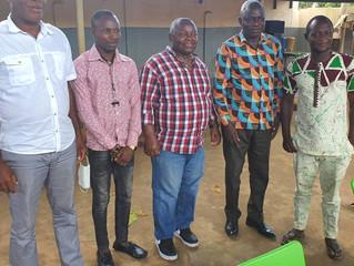 Un bureau Micro-Recyc au Togo !