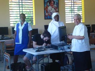 Un nouveau laboratoire en Haïti