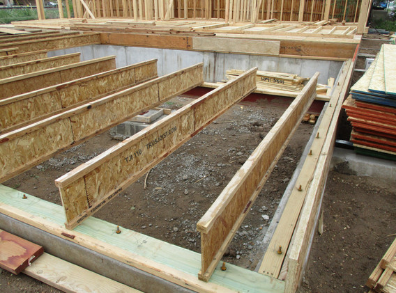 foundation construction cont.