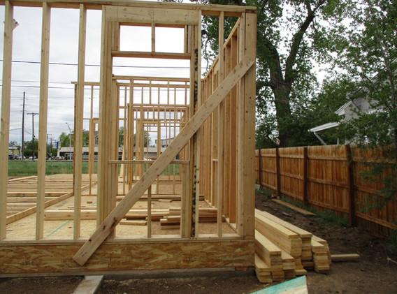 framing construction cont.