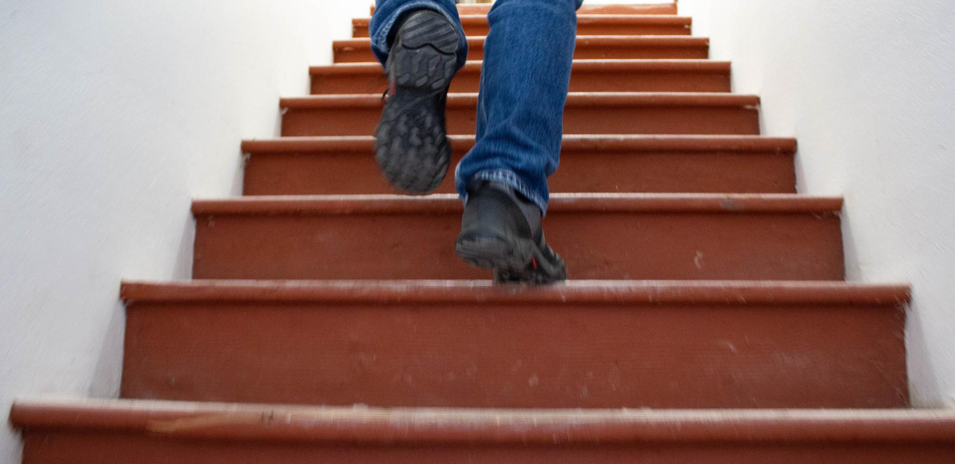 stairway current