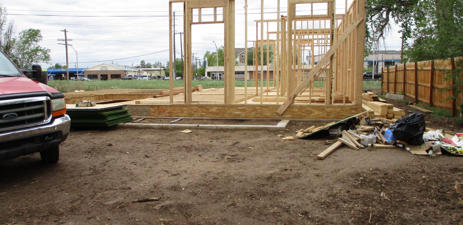 framing construction