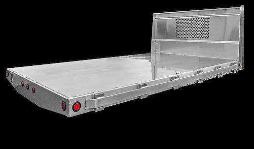 Aluminum Flat Bed